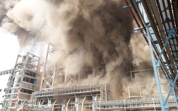 NTPC Boiler Blast Accident