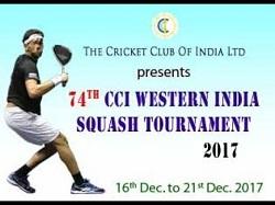 74th CCI Western India Open