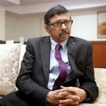 A Surya Prakash takes charge as Prasar Bharati board chairman