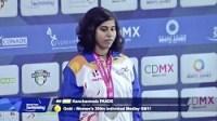 Nagpur's Kanchanmala becomes first Indian to win gold at World Para Swimming Championship