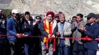 Nepal opens bridge built with Indias help near China border
