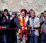 Nepal opens bridge built with Indias help near China border