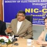 Sh. Ravi Shankar Prasad launches first NIC CERT