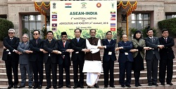 Fourth ASEAN-India Ministerial Meeting on Agriculture & Forestry
