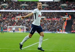 Harry Kane breaks Alan Shearer's calendar goal record and passes Lionel Messi as top scorer in Europe in 2017