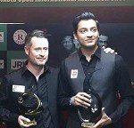 Kolkata Open International Invitation Snooker Championship 2018