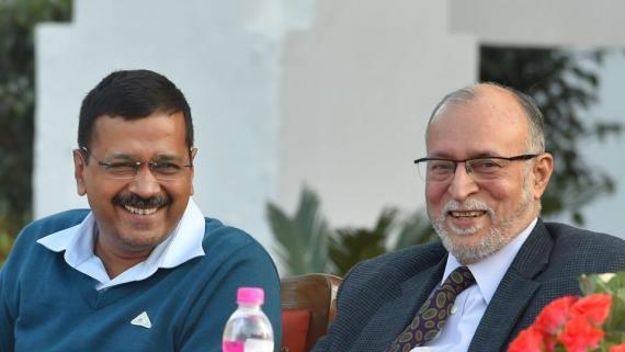 L-G Anil Baijal Approves AAP Government's 'Doorstep Delivery' Scheme