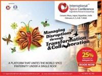 International spice conference