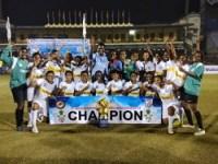 Senior Women's National Football Championship