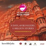 The Great India Blog Train