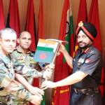 Joint indo-Bangladesh Army Trekking Expedition to Nanda Devi east base camp flagged off