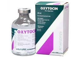 recommendation for lifting ban on oxytocin