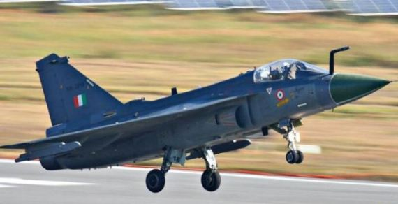 LCA Tejas first ever mid air refueling