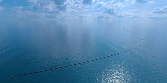 Ocean Clean Up Program
