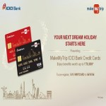 ICICI Bank ties-up with MakeMyTrip to launch a range of co-branded credit cards