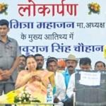 The Narmada-Gambhir river link project