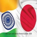 Indo-Japan Joint Exercise Dharma Guardian- 2018