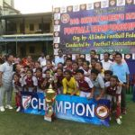 Senior Women's National Football Championships: Manipur beat Odisha 2-1 to clinch title for 19th time