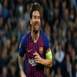 Lionel Messi receives La Liga top-scorer