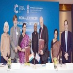 MoU signed on India-UK Cancer Research Initiative for Affordable Approaches to Cancer.