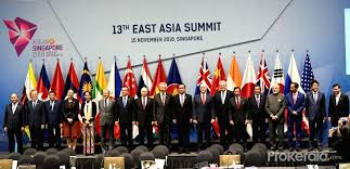 The 13th East Asia Summit