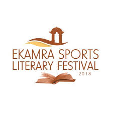 Ekamra Sports literary festival
