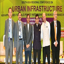 NITI Aayog organizes South Asian Regional Conference on Urban Infrastructure