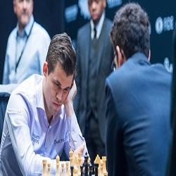 Magnus Carlsen of Norway