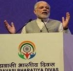 प्रधानमंत्री ने वाराणसी में 15वें प्रवासी भारतीय दिवस का उद्घाटन किया