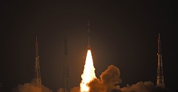 aPSLV-C44 successfully launched Microsat-R and Kalamsat-V2