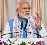Modi unveils slew of projects in odisha