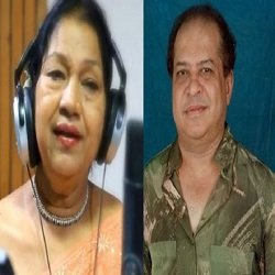Rafi Award conferred to late music composer Laxmikant and singer Usha Timothy
