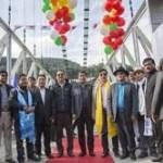 Longest Single Lane Steel Cable Bridge Inauguration