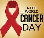 Campaign theme (I am and I will) World Cancer Day