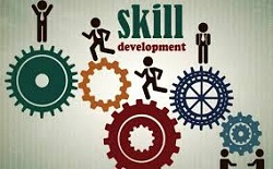 Skill development along with education