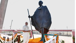 National salt Satyagrah memorial