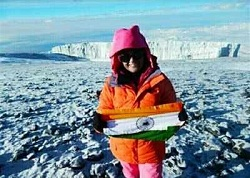 First Indian Women to reach South Pole