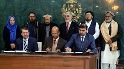 India signed