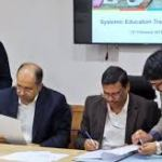 NITI Aayog signs SOI with MSDF