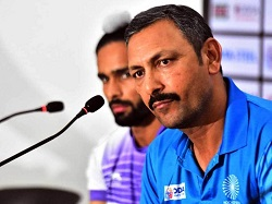 Harendra Singh removed as coach of India men's hockey team