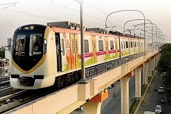 Nagpur Metro Flagged Off by PM Modi
