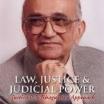 Law justice and judicial power