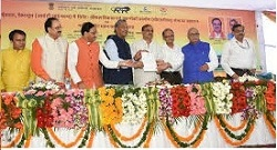 Inauguration of CIPET centre in Tripura