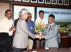 Bhabha Atomic Research Centre Director