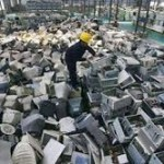 E-Waste recyling facility