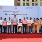 Health Ministry With WHO