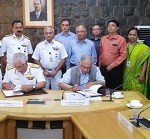 Indian Navy Signs MoU with Council of Scientific and Industrial Research (CSIR)