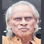 K Siva Reddy to get Saraswati Samman