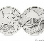 Russia releases coin commemorating annexation