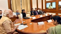Union Government Approves the proposal for accession to Nice